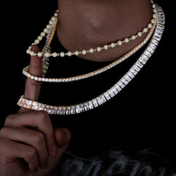 DMD's 2021 Iced out Necklace Set