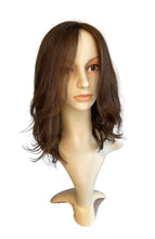 "Load image into Gallery viewer, BROWN (4) - 10/12"" INCHES WIG"