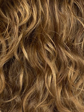 "Load image into Gallery viewer, HONEY BLONDE HIGHLIGHTS (8/23) - 10/12"" WIG"
