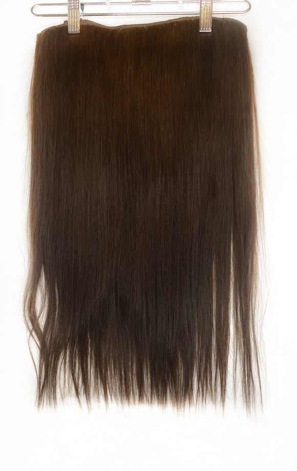 LIGHT CHOCOLATE BROWN (4) - CLIP IN