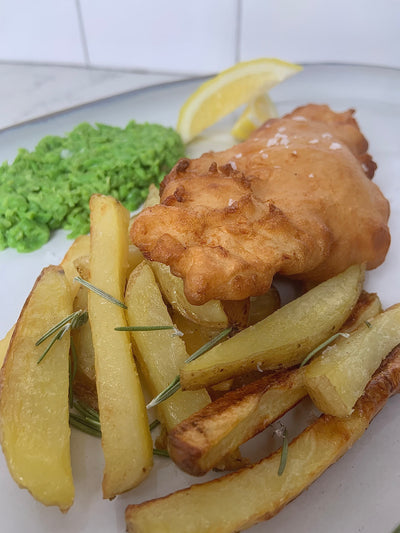 Classic Fish n' Rosemary Chips