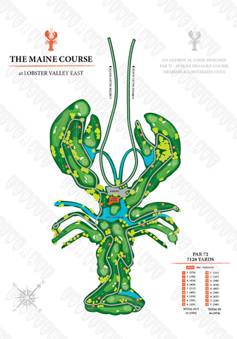 """The Maine Course"" - Lobstering Is An Art"