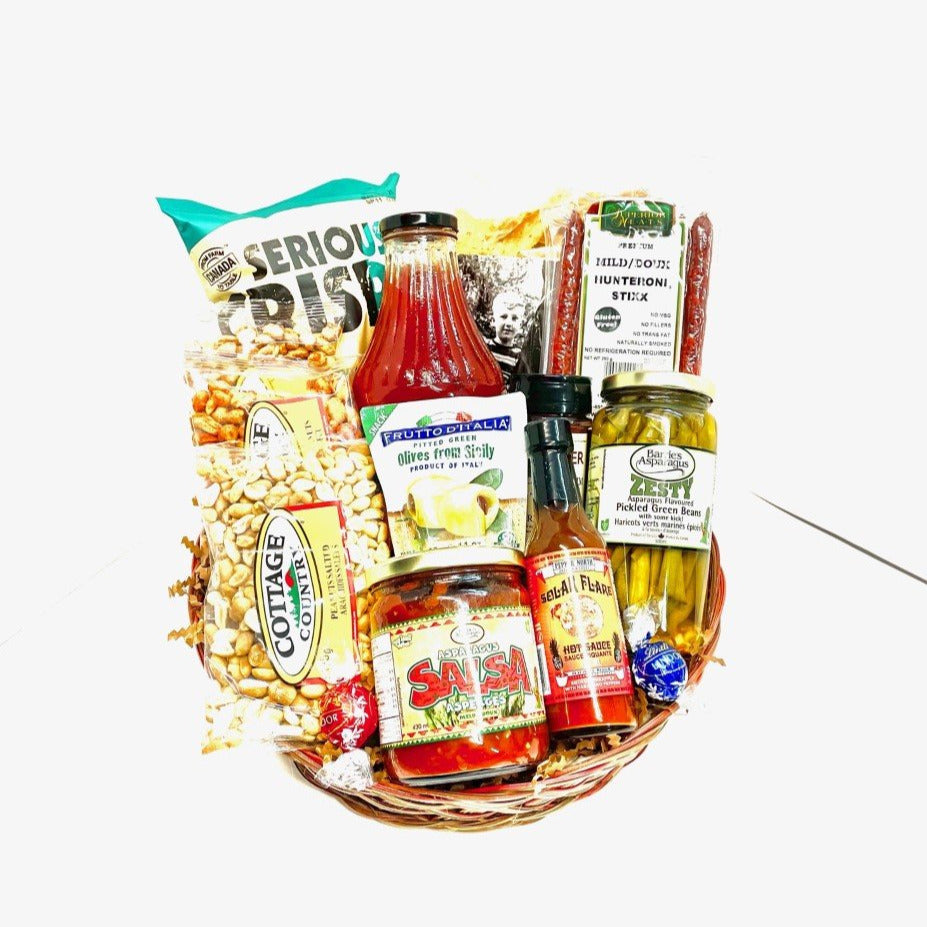 Load image into Gallery viewer, Ultimate Caesar/Snack Basket