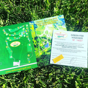 Dufferin Glen Golf Voucher