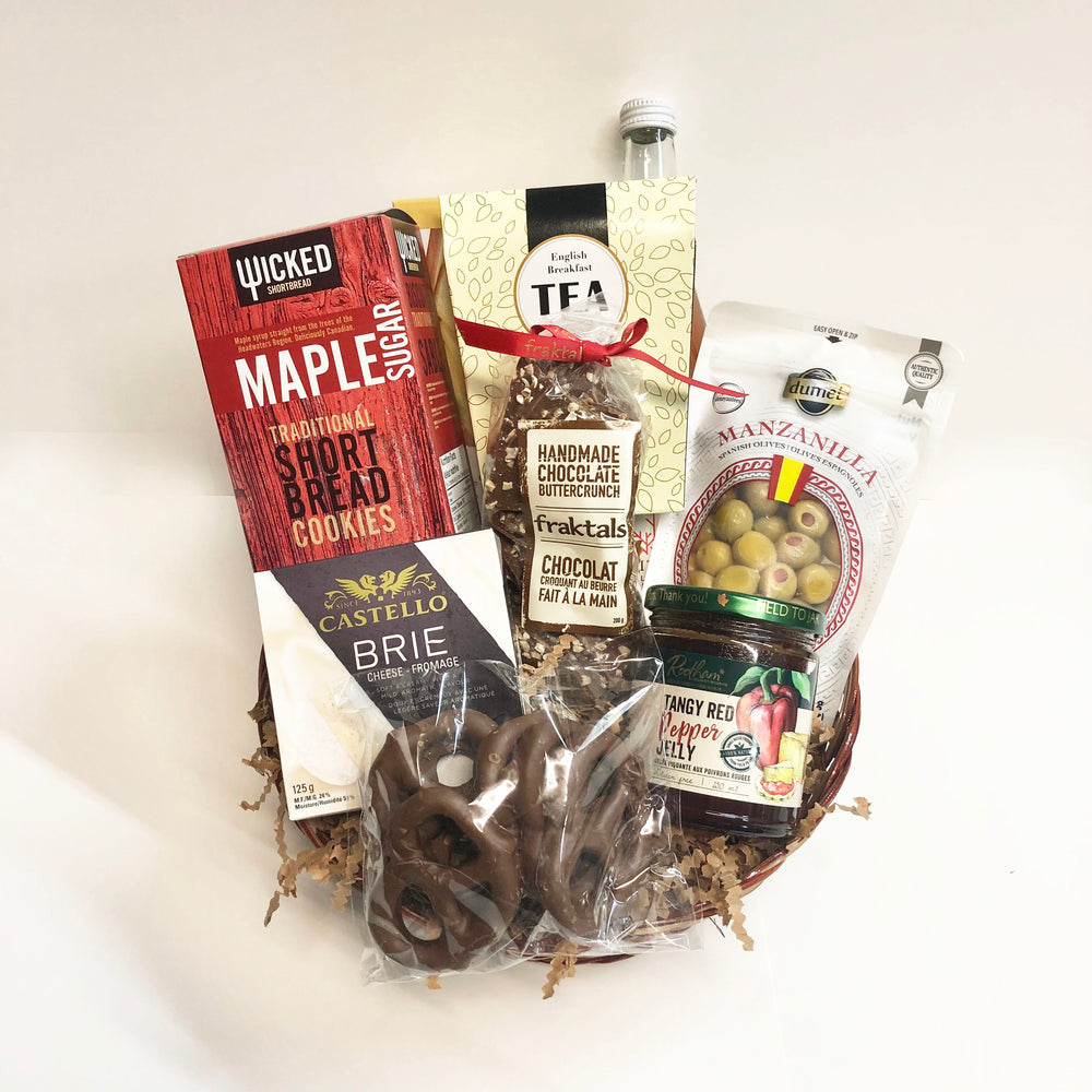 Gourmet Entertaining Basket
