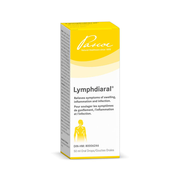 Lymphdiaral Drops