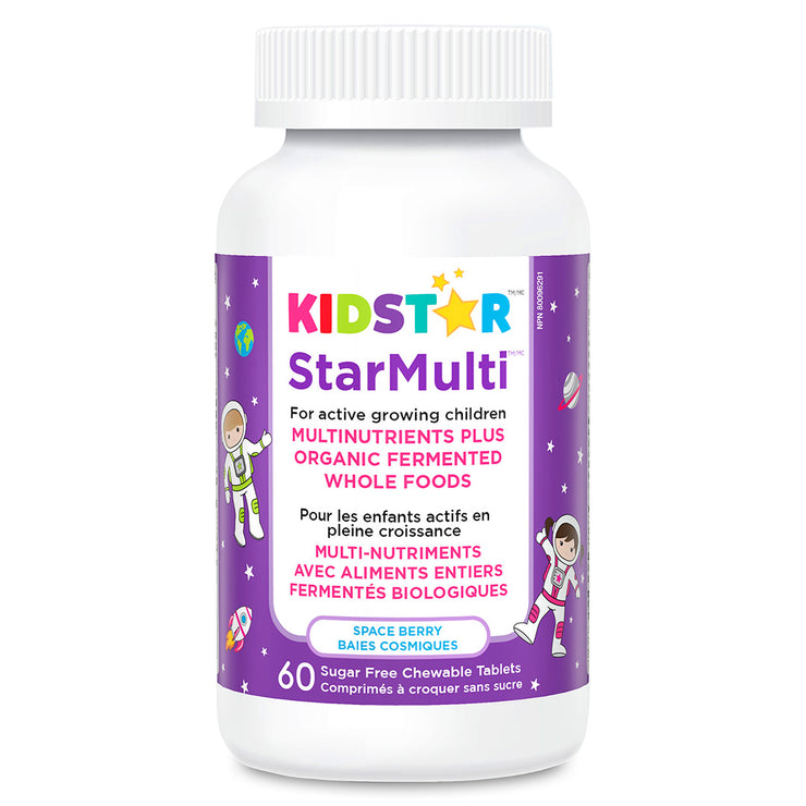 Star Multi - Multinutrients Chewable for Kids