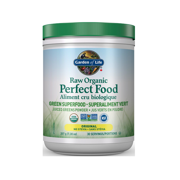 Raw Organic Perfect Food - Green Superfood Original