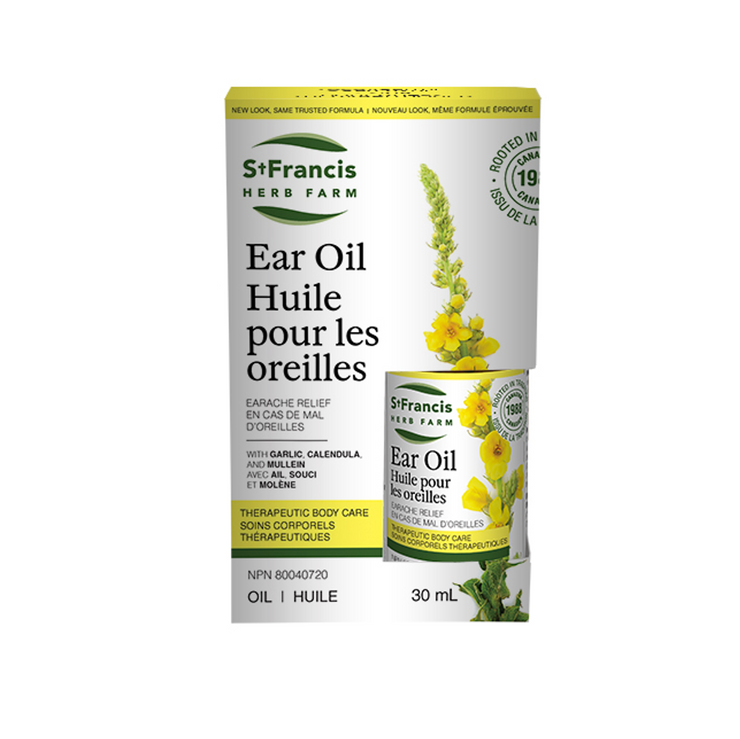 Ear Oil - 30ml