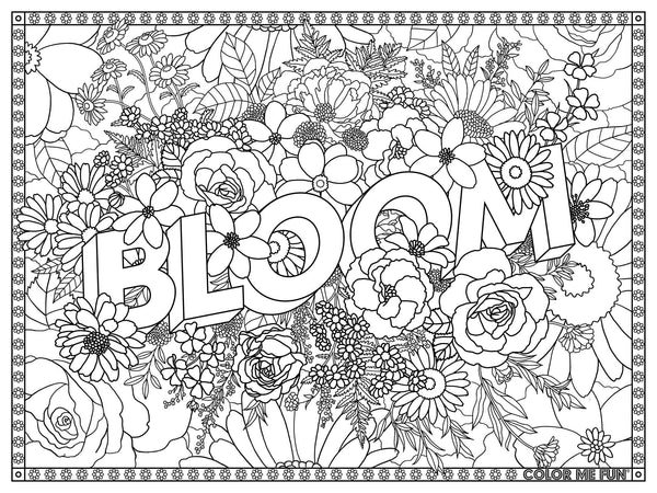 ColorMeFun BLOOM