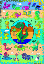 Load image into Gallery viewer, ColorMeFun DINO-MITE