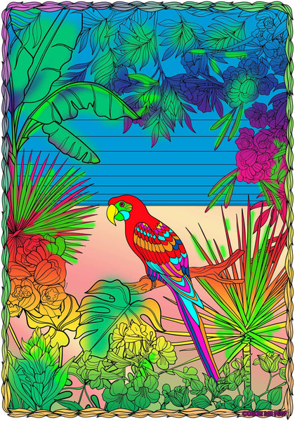 ColorMeFun TROPICAL