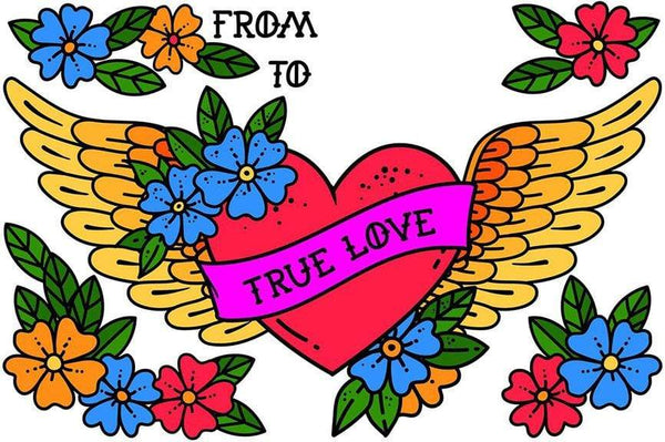 ColorMeFun TRUE LOVE
