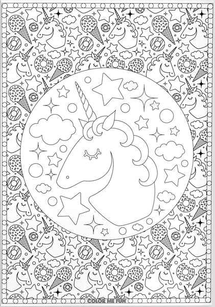 ColorMeFun UNICORN DREAM