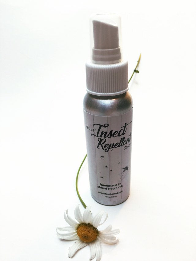 Insect Repellent Spray|Natural Insect Repellent|Essential Oil Insect Repellant Spray