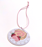 Dreamy Strawberry Scented Air Freshener
