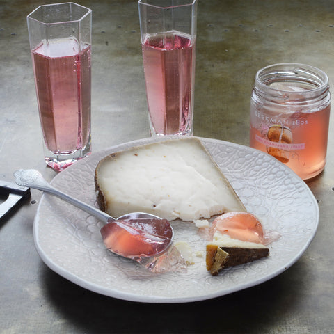 Pink Champagne Jelly