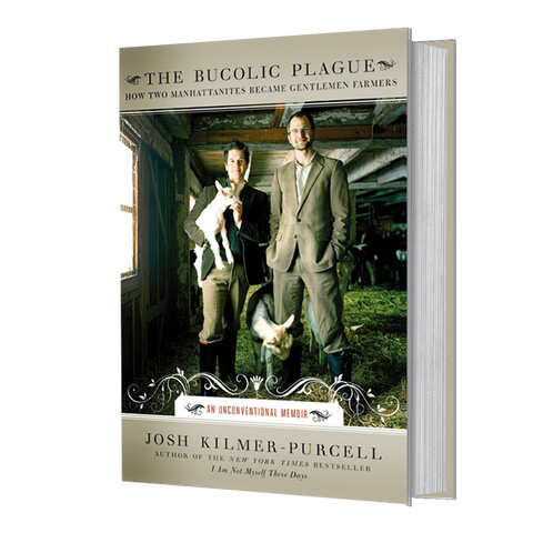 THE BUCOLIC PLAGUE - AUTOGRAPHED
