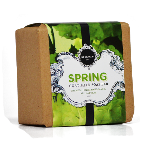 """Scent of Spring"" Goat Milk Soap"