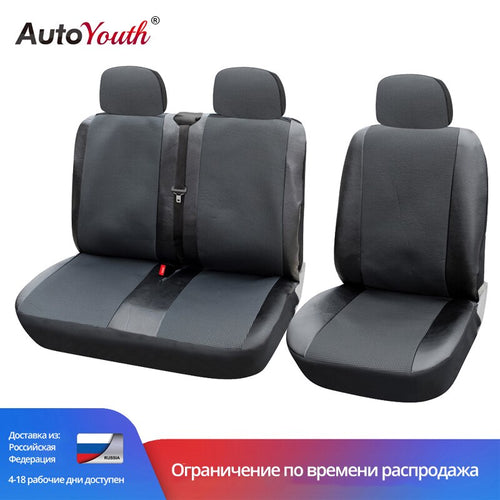 1+2 Car Seat Cover For truck