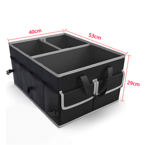 AUTOYOUTH Car Trunk Organizing Bag Multifunctional Portable Tool Folding Storage Bag For Storing Sundries Space Saving luggage