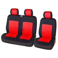 Load image into Gallery viewer, AUTOYOUTH New Car Seat Cover Polyester Fiber Tire Creasing Style 4 Colors Suitable 2+1 Car Seat Automotive interior