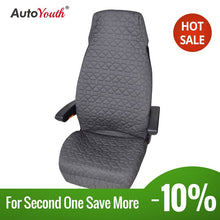 Load image into Gallery viewer, AOTOYOUTH Texture Pattern Car Seat Cushion Soft And Comfortable Fabric Car Seat Protection Seat Car Interior