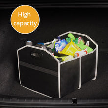 Load image into Gallery viewer, AUTOYOUTH New Car Storage Box Suitcase Oxford Cloth Foldable Car Storage Finishing Storage Internal Parts Car Interior