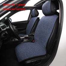 Load image into Gallery viewer, 1 Breathable Mesh Car Seat Cool Car Seat In Four Seasons High Quality Luxury Car Interior Suitable For Most Car Seats
