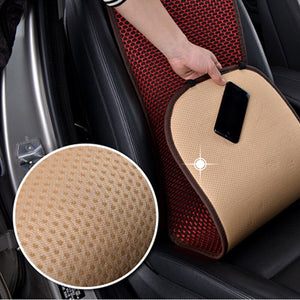 AUTOYOUTH Summer Breathable Car Seat Cover Universal Seat Cushion Protector 4 Colored Car-Styling Interior Accessories