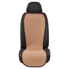 Load image into Gallery viewer, AUTOYOUTH Breathable Ice Silk Small Waistline Seat Cushion Car Pad Universal Cushions Summer Car Seat Cover 4 Colour Car-Styling