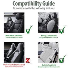 Load image into Gallery viewer, AUTOYOUTH Fashion Car Seat Cushion Universal Nano cotton velvet Cloth Car Seat Cover Fits Most Car or SUV 4 Colour Car Styling