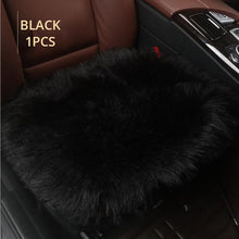 Load image into Gallery viewer, AUTOYOUTH Non-gloss Winter Plush Car Seat Cushion Single Cushion Universal Cushion Square Pad Warm Seat Cover Car Mat Cushion