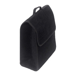 Large-Capacity Car Interior Storage Kit Black High Quality Polyester Storage Bag Suitable For All Cars Interior