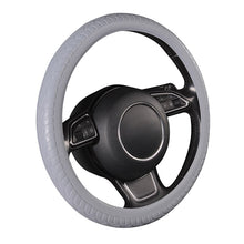 Load image into Gallery viewer, Four Seasons Car Steering Wheel Cover Breathable Steering Wheel Cover Universal 38 cm / 15 Inch 5 Colors Optional Car Interior