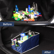 Load image into Gallery viewer, AUTOYOUTH Storage Box 600D Oxford Cloth Car Storage Box Luggage Foldable Multifunctional Storage Bag Cargo Container Bag