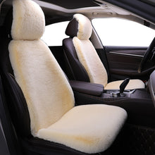 Load image into Gallery viewer, AUTOYOUTH Car Seat Covers for Cars SUV Trucks Front Seats Only, Universal Fit (Multiple Color Options, One Piece) slip-less back