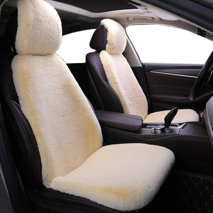 AUTOYOUTH Car Seat Covers for Cars SUV Trucks Front Seats Only, Universal Fit (Multiple Color Options, One Piece) slip-less back