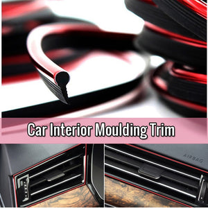Car Trim Strip Trim Strip Interior Modification Special Door Panel Gap Instrument Panel Trim Strip 5 Meters Car Interior Parts