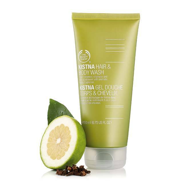 Kistna Hair & Body Wash