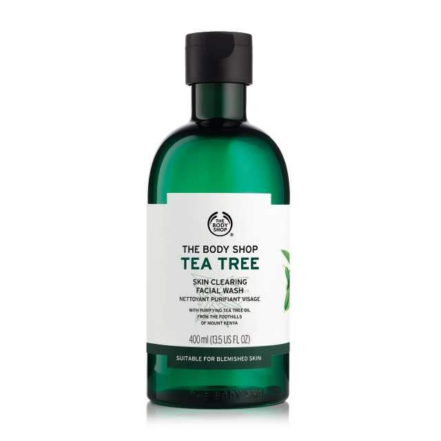 Tea Tree Skin Clearing Facial Wash