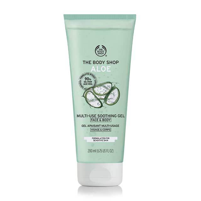 Aloe Multi-Use Soothing Gel 200ml