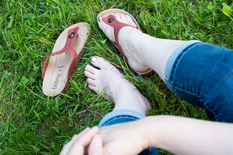 Women's Earthing Footwear