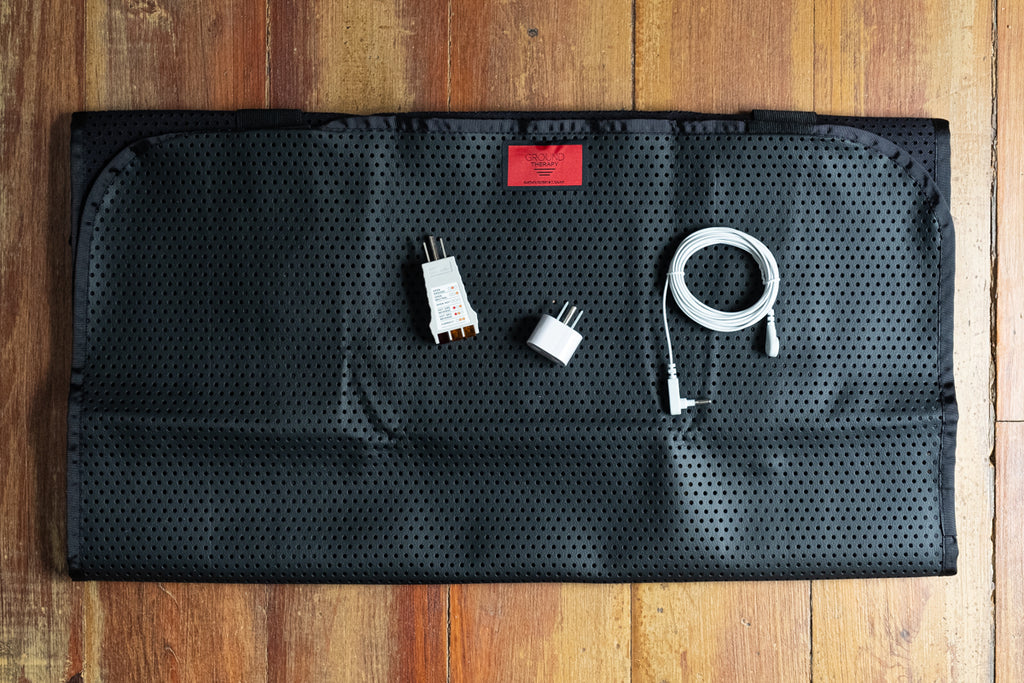 earthing mat and accessories