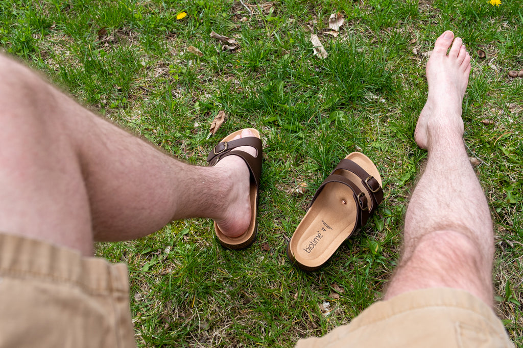 earthing sandals men
