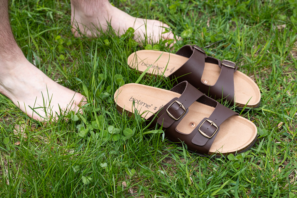 biotime earhting sandals men