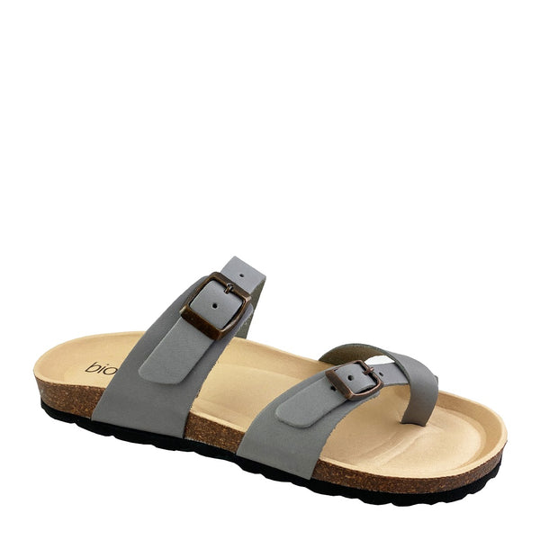 Women's Copper Rivet Biotime Emily Sandals for Earthing