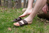 Men's Copper Rivet Biotime Carlin Earthing Sandals