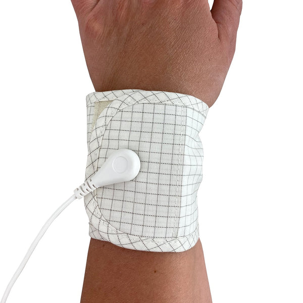 Wrist Band For Earthing