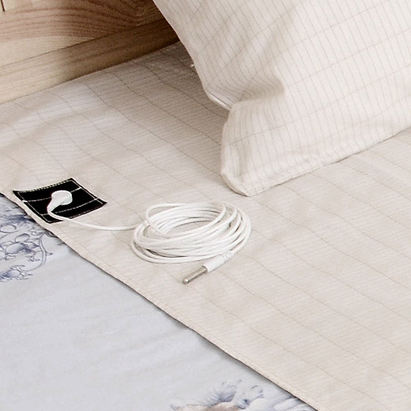 Flat Sheet for Grounding While You Rest